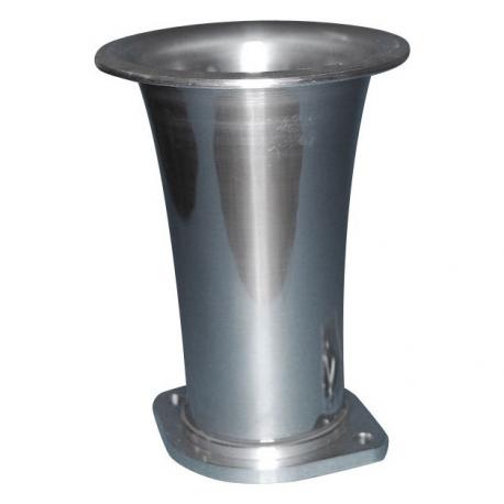 Cornets aluminium - Diam?tre 51mm
