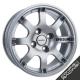 "Jante Speedline SL434 PTS 15"" - Sylver"