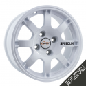 "Jante Speedline SL434 PTS 15"" - Blanc"