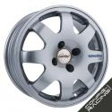 """Jante Speedline SL675 Citroen Peugeot 15"""" - Gris argent"""