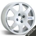 """Jante Speedline SL675 Citroen Peugeot 15"""" - Blanc"""