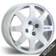"Jante Speedline SL676 Renault Clio Groupe A 16"" - Blanc"