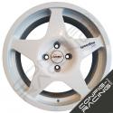 """Jante Speedline Challenge Type 2110 Citroen / Peugeot 7x17"""""""