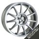 """Jante Speedline Turini Type 2120 Renault Clio 2 Ragnotti 7x16"""" - Gris argent"""