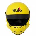 Casque Stilo ST5R - avec intercom - FIA - SA2015 - Jaune