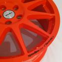 "Jante Speedline Turini Type 2120 Renault Megane 3 RS / N4 8x18"" - Rouge"