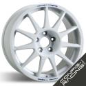"Jante Speedline Turini Type 2120 Subaru Impreza 8x18"" - 5x100 - Blanc"