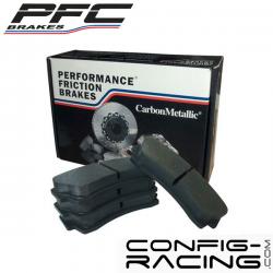 Plaquettes PFC Porsche 997 GT3  phase 1 et 2 (disque PCCB et acier 380mm)