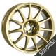 """Jante Speedline Turini Type 2120 Renault Clio 2 Ragnotti 7x16"""" - Anthracite"""