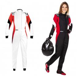 Combinaison SPARCO FIA Compétition Pro Lady