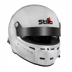 Casque Stilo FIA ST5GT - avec intercom - Blanc - SA2020