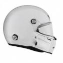 Casque Stilo FIA ST5F - avec intercom - Blanc/noir - SA2020