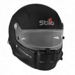 Casque Stilo FIA ST5F - avec intercom - Noir - SA2020
