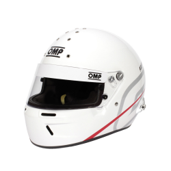 Casque OMP FIA GP-R - HANS