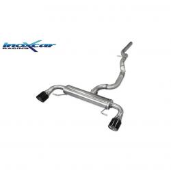 Silencieux Inox Inoxcar Audi A1 (8X) 2.0 TFSi (256cv) - 1x102 racing