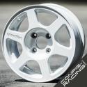 Jante Speedline Type 2111 Citroen Saxo challenge Peugeot 106 14 pouces - Blanc