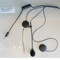 Kit micro + écouteurs Stilo - Casque Jet - Radio Peltor Stilo