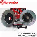 Kit BREMBO Grand Turismo Audi RS4 (B8) Avant 380x34