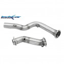 Tube Afrique Inox INOXCAR BMW F28 M4 coup? 3.0