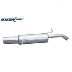 Silencieux Inox Inoxcar Citroen C3 1.6 16v (110cv) - sortie 102mm
