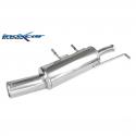 Silencieux Inox Inoxcar Citroen C4 1.6 16v