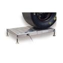 Plateaux de réglage Intercomp pour balance intégrée 381x64x100