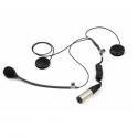 Micro + écouteurs casque STILO Jet ou Intégral - pour radio Trophy