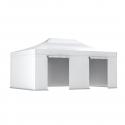 Tente Alu 50 - 4x6m - avec/sans cotés