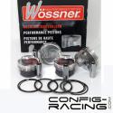 Pistons forgés Wossner Audi S3, TT 1.8L 20S Turbo 225cv - Concave -9.7 cm³