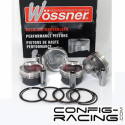 Pistons forgés Wossner Audi S3, TT 1.8L 20S Turbo 225cv - Concave -6.3 cm³