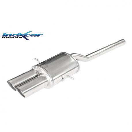 Silencieux Inox Inoxcar Mini Cooper R56 1.6S 184cv - double sortie 90mm