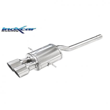 Silencieux Inox Inoxcar Mini Cooper R56 1.6S 184cv - double sortie 100mm