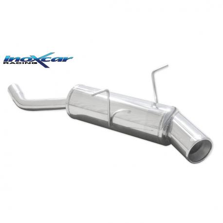 Silencieux Inox Inoxcar Mini Cooper R50 1.6 90cv - sortie 90mm