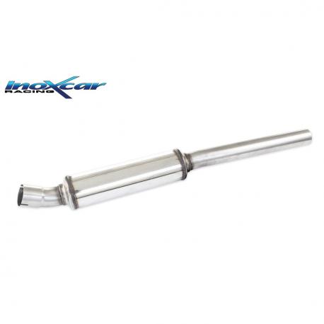 Tube Interm?diaire inox INOXCAR Mini Cooper F55-F56 2.0 192cv et JCW 231cv - avec silencieux