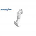 D?scente turbo inox INOXCAR Corsa D 1.6 16v Turbo (192cv) - EURO 5