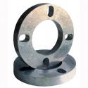 Elargisseur de voies universel - 4 trous - 20mm (la paire)