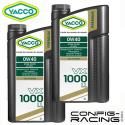 Huile Yacco VX 1000 LL 0W40 2L (lot de 2)