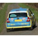 Pare chocs Arrière Renault Clio 2 phase 2