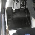 Repose pied Pilote - Peugeot 207