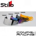 Visière courtes Stilo pour casque WRC DES / Trophy DES