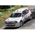 Aile Avant - Peugeot 205 Evo 1 - +5cm