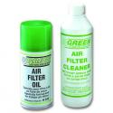 Solvant Green 0.5L + Huile aérosol 0.3L