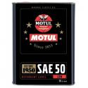 Huile Motul Classic SAE50 2L
