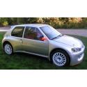 Bas de caisse - Peugeot 106 Ph.2 Maxi