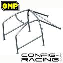 Arceau Standard FIA OMP - Honda Civic EG - 10 points - à boulonner - 92-95