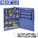Kit complet pour Tableau de panneautage Sparco