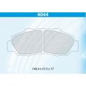 Plaquettes CARBONE LORRAINE Honda Intégra Type R (DC2)