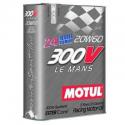 Huile Motul 300V Le Mans 20w60 - 2L