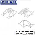 Arceau Standard FIA SPARCO Citroen DS3 8 PTS à souder