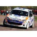 Pare-chocs - Peugeot 206 RC